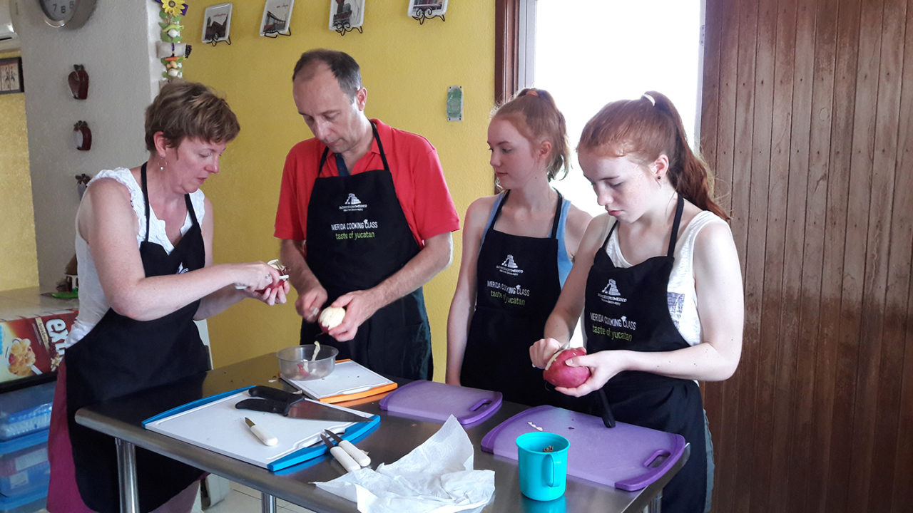 Cooking Class Merida