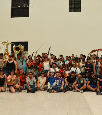 Arts Performance-Adventures Mexico-Yucatan