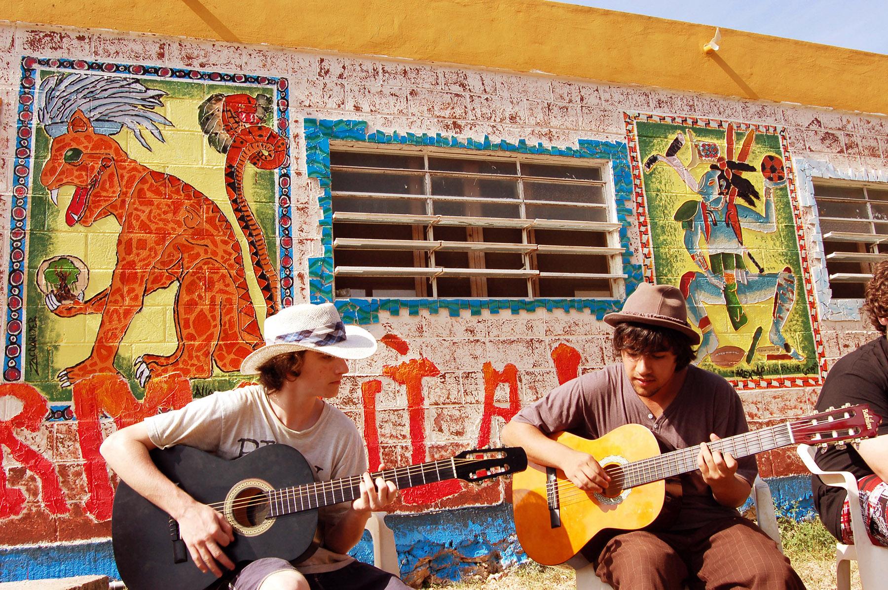 Cultural Immersion Yucatan Mexico