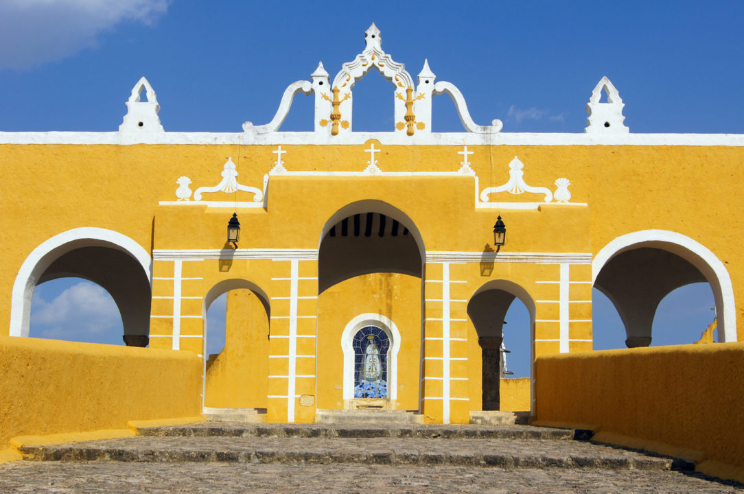 Izamal Mexico Adventures Mexico