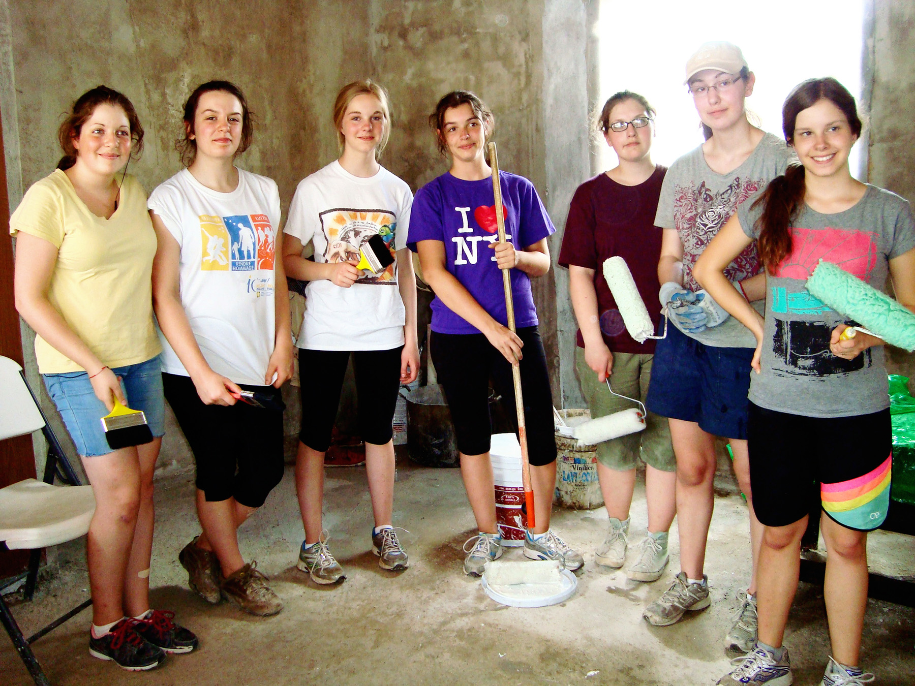 Service Learning Mexico