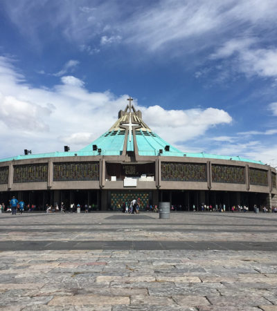 Basilica Guadalupe Mexico