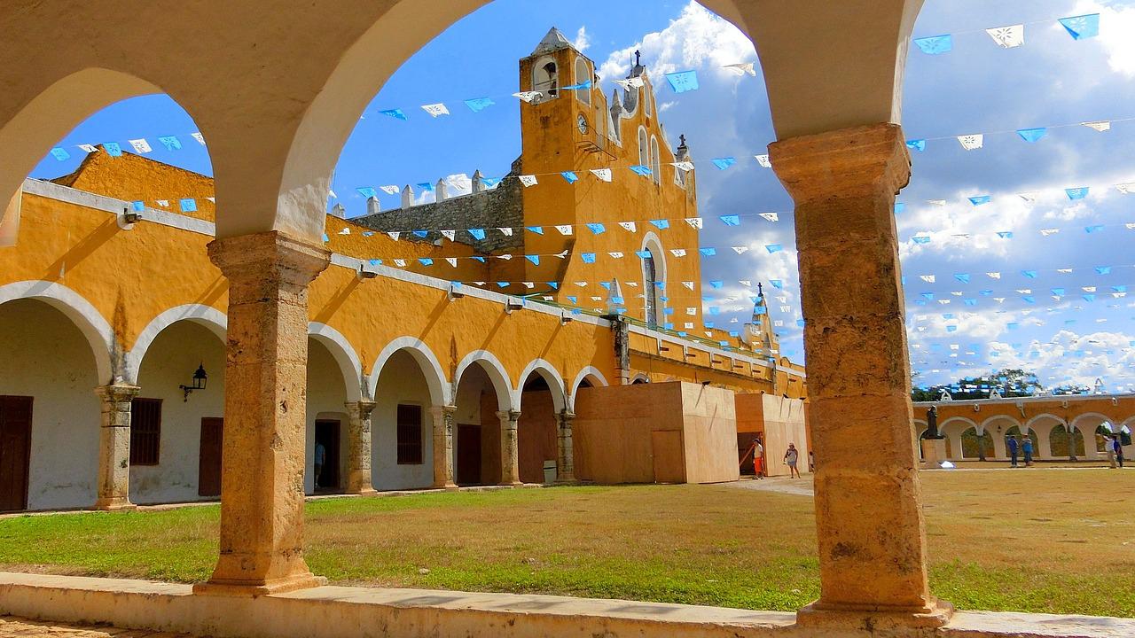 Yucatan Mexico Izamal