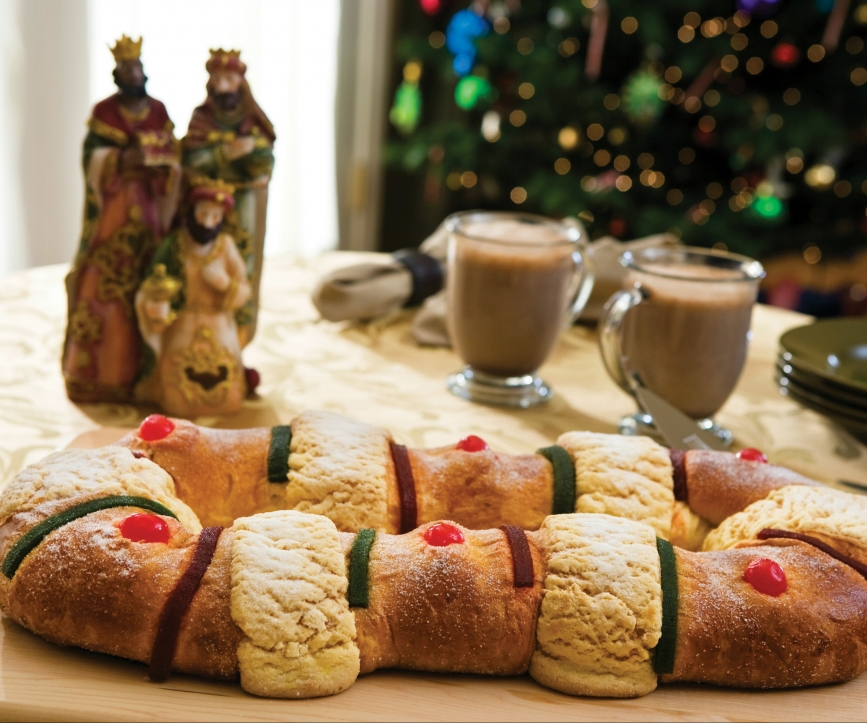 Rosca de Reyes - Adventures Mexico