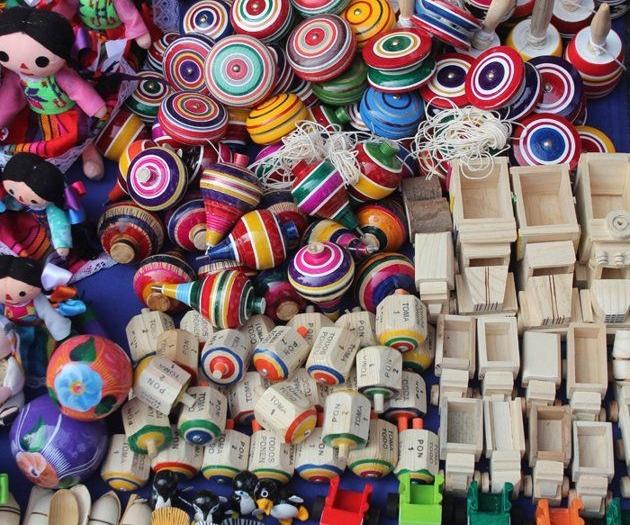 Resultado de imagen para juguetes mexicanos